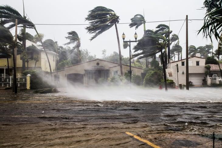 Hurricane Irma flooding in Florida