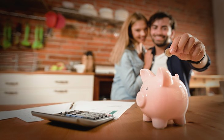 responsible adults saving money