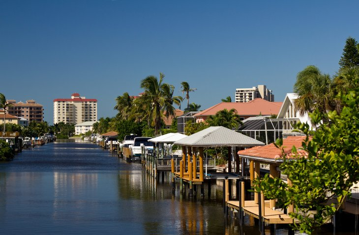 Naples, Florida homes