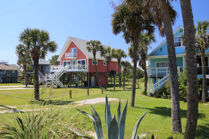 Hilton Head Island South Carolina homes
