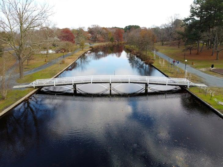 Salisbury Maryland park