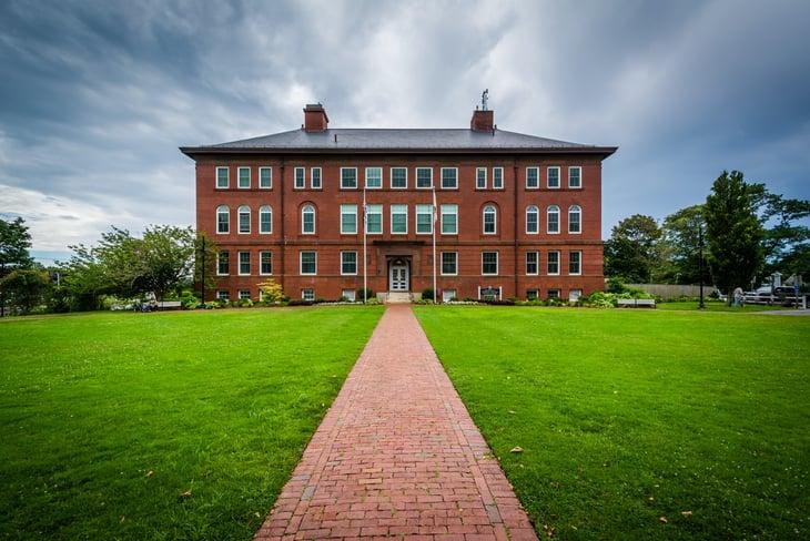 Barnstable Town Hall Massachusetts