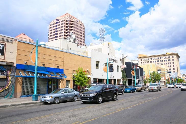 Albuquerque New Mexico Traffic