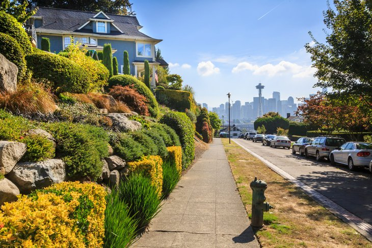 Seattle house neighborhood