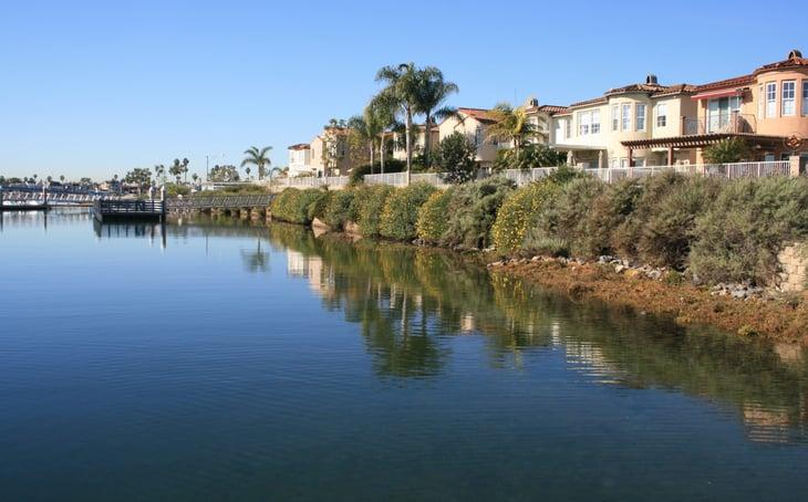 Long Beach California homes