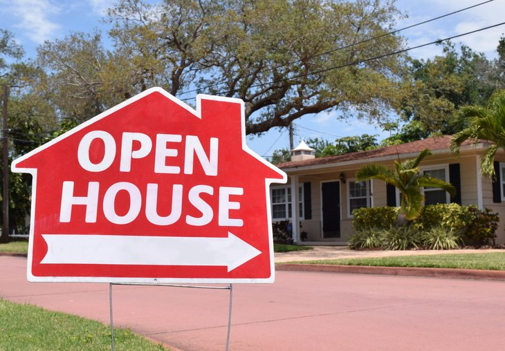 open house home for sale