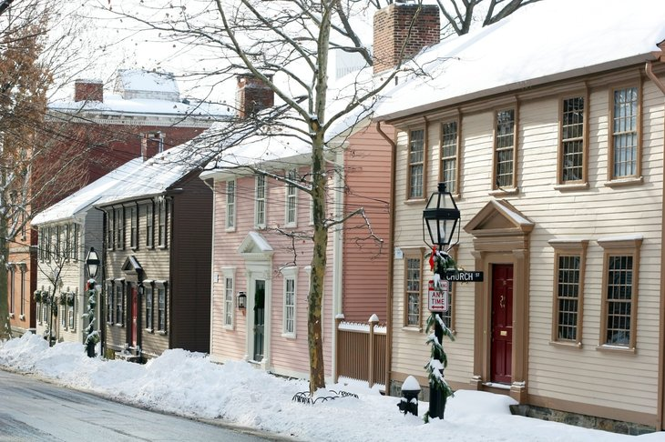 Providence, Rhode Island houses homes