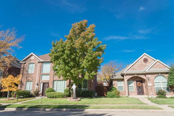 Dallas, Texas Homes
