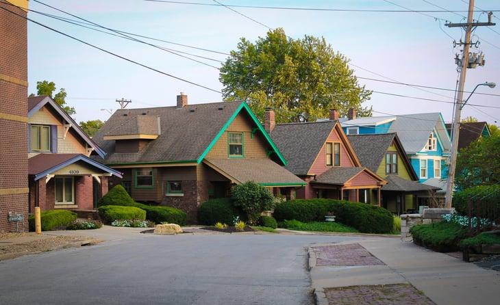 Kansas City Missouri homes