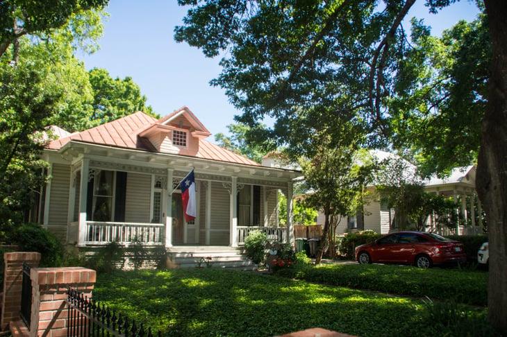 San Antonio, Texas home