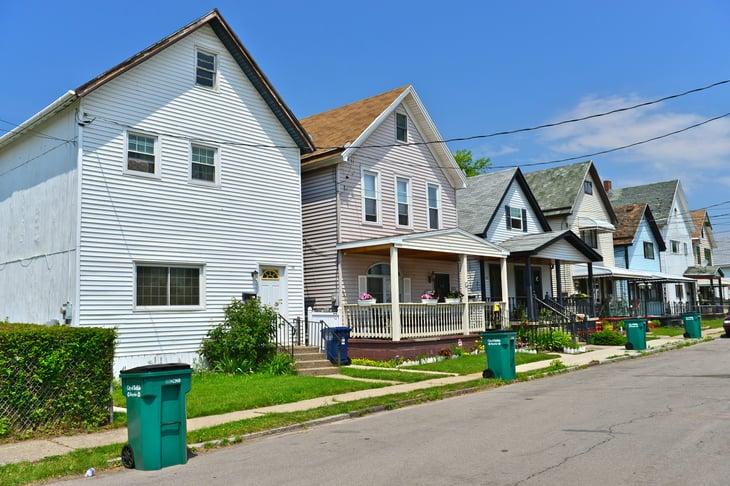 Buffalo New York homes