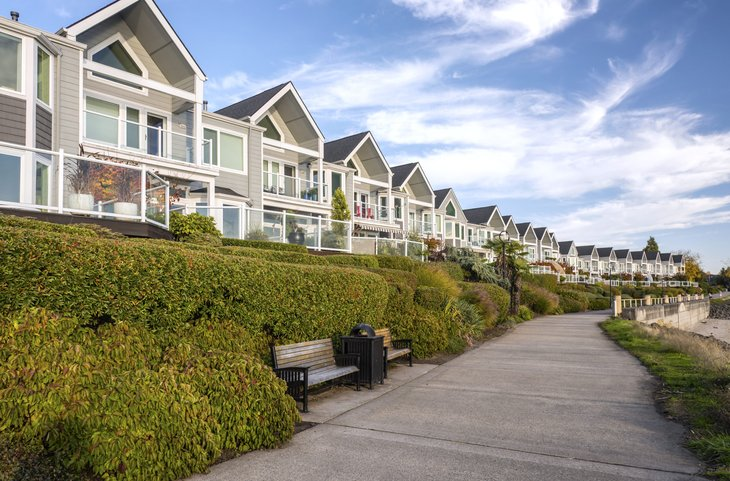 Homes in Vancouver, Washington