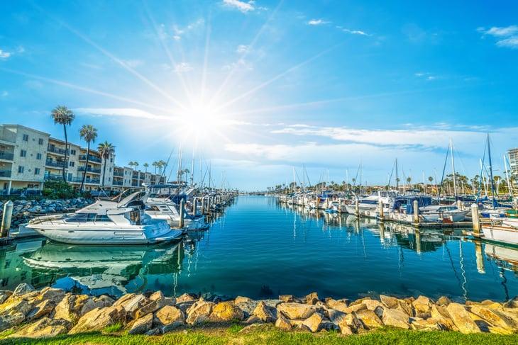 Oceanside California Harbor