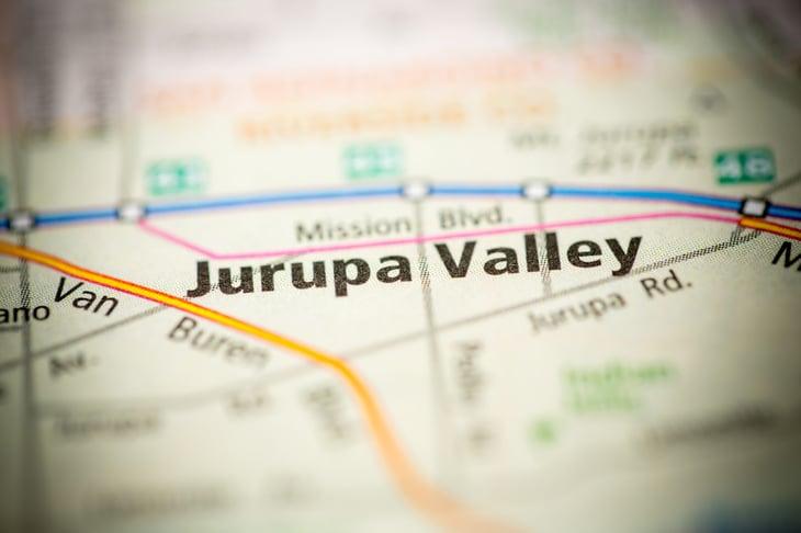 Jurupa Valley, California