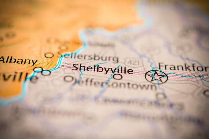 Shelbyville, Kentucky