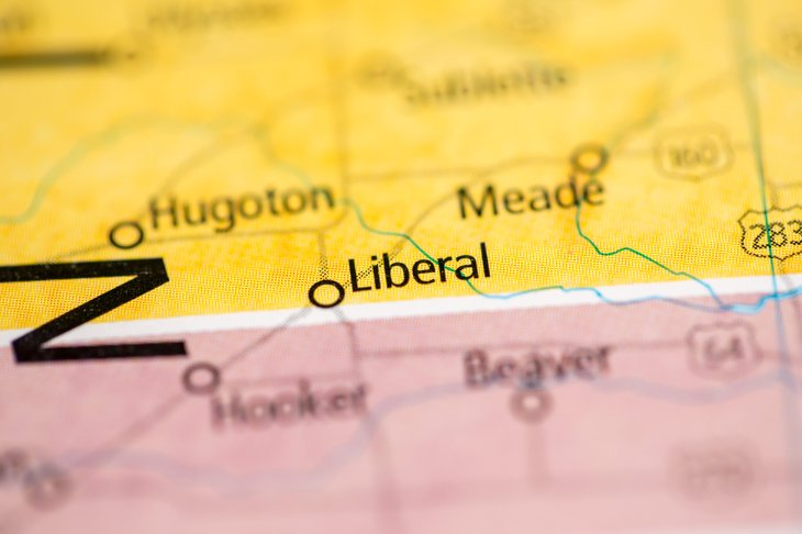 Liberal Kansas