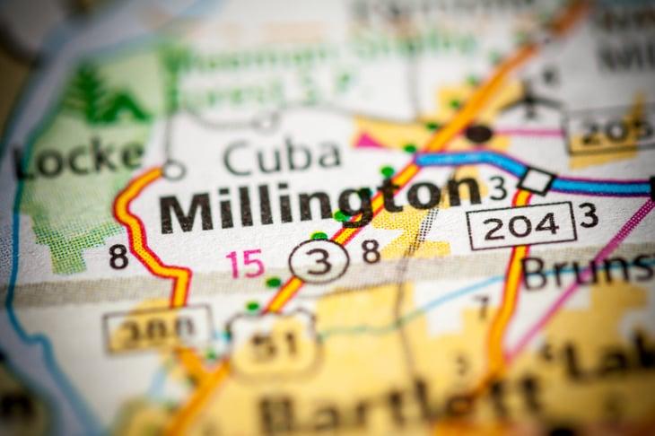Millington Tennessee