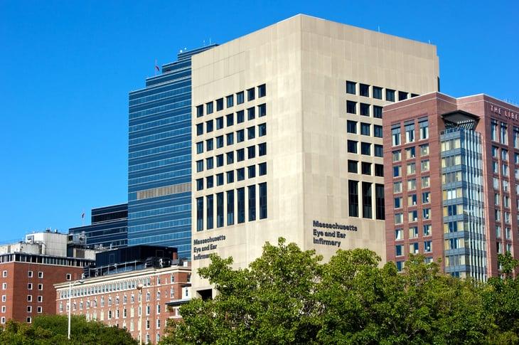Boston Massachusetts Medical Building