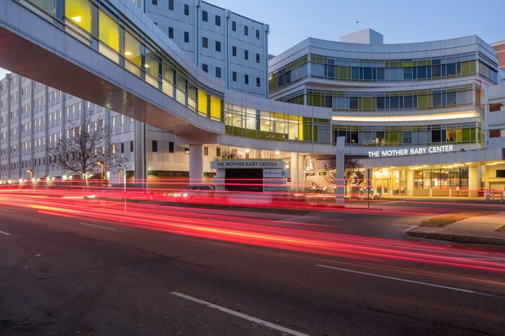 Minneapolis Minnesota Hospital