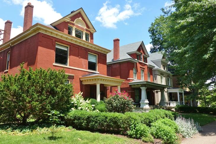 Louisville Kentucky homes