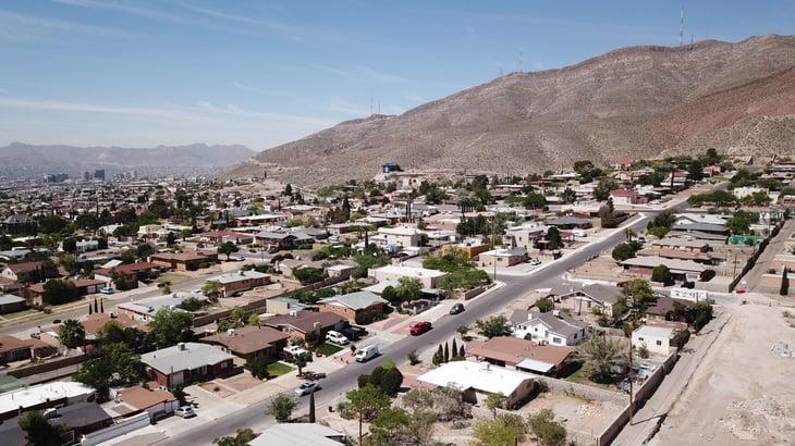 El Paso Texas neighborhood