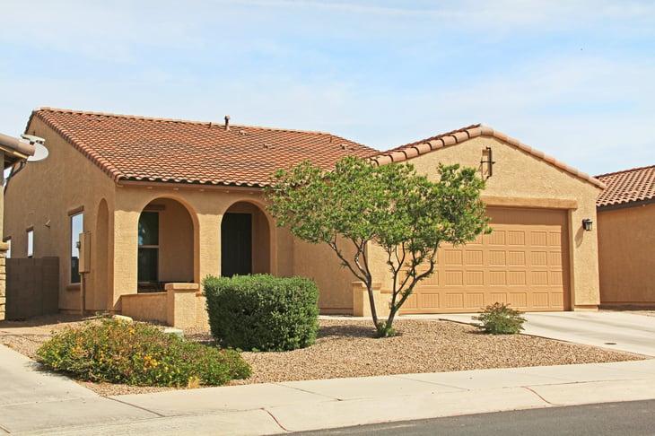 Home in Tucson Arizona