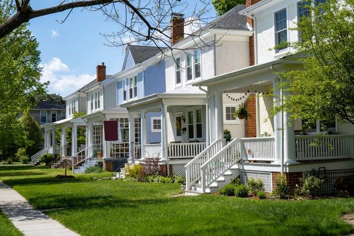 Richmond Virginia homes