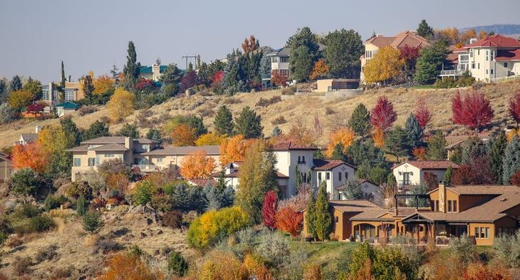 Boise, Idaho neighborhood