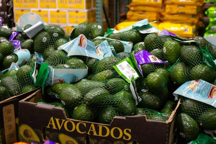 Avocados at Costco