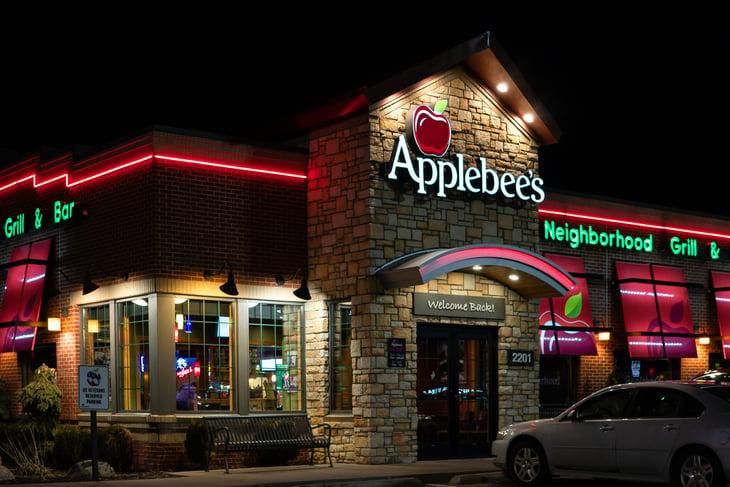 Applebee's restaurant