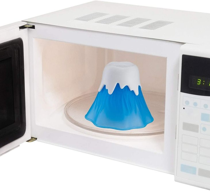 Great American's volcano microwave cleaner on Amazon