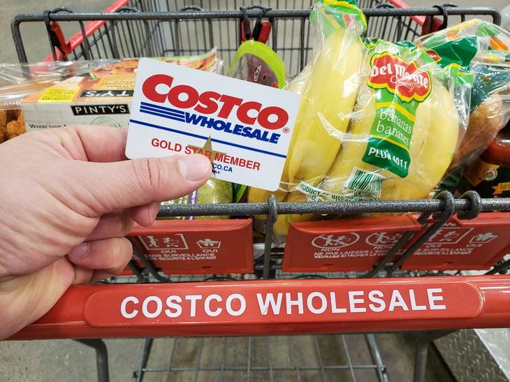 Costco cart