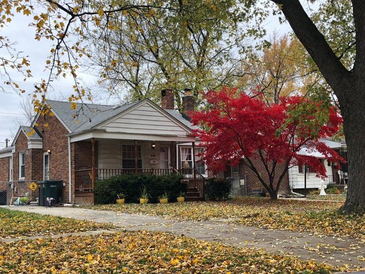 House in Dearborn, Michigan