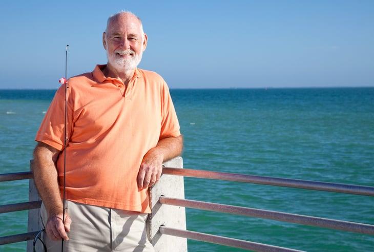 Retiree in Florida