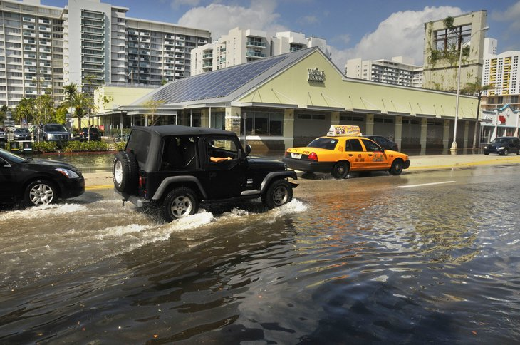 Miami-Dade County Flooding