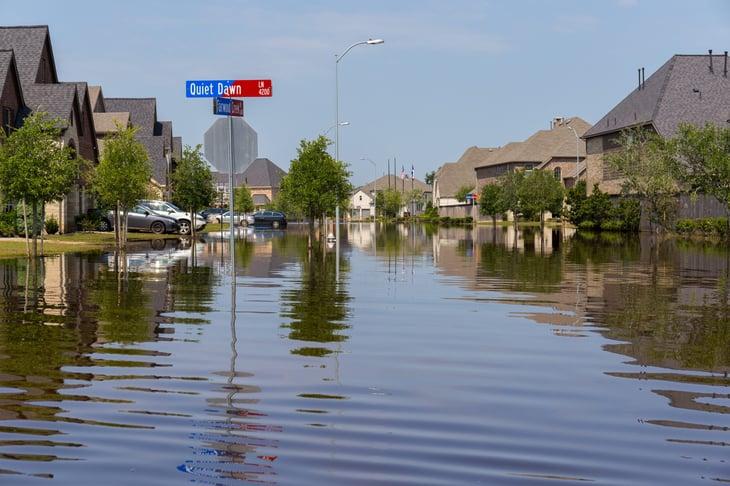 Sugar Land Texas Flood