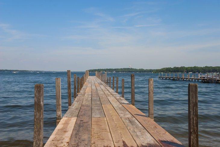 Lake Spirit, Iowa