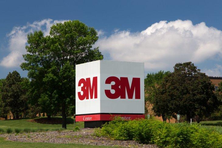 3M sign