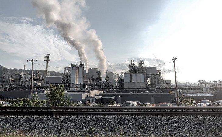 Kentucky Power Plant