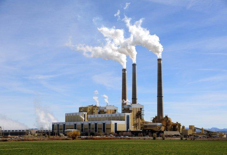 Utah power plant