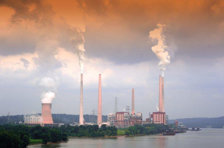 Ohio power plant
