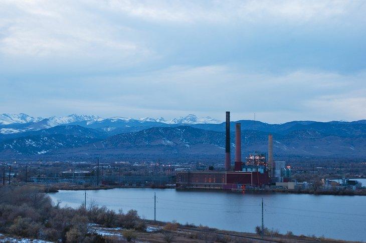 Colorado Power Plant