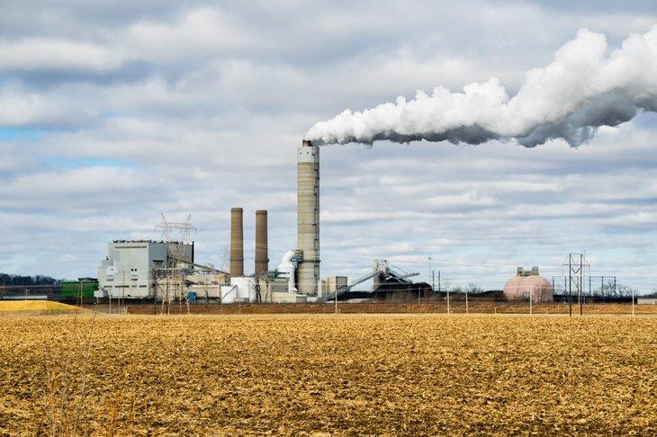 Missouri Power Plant