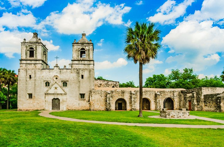 San Antonio National Historical Park