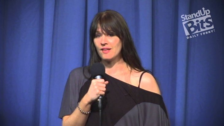 Amy Snowden / Photo by Stand Up Bits / YouTube