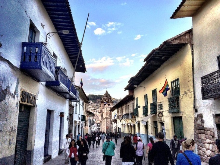 Cusco, Peru, as seen by Matt Long of Landlopers.