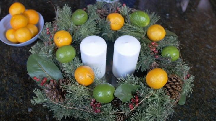 DIY Decorations Lemons