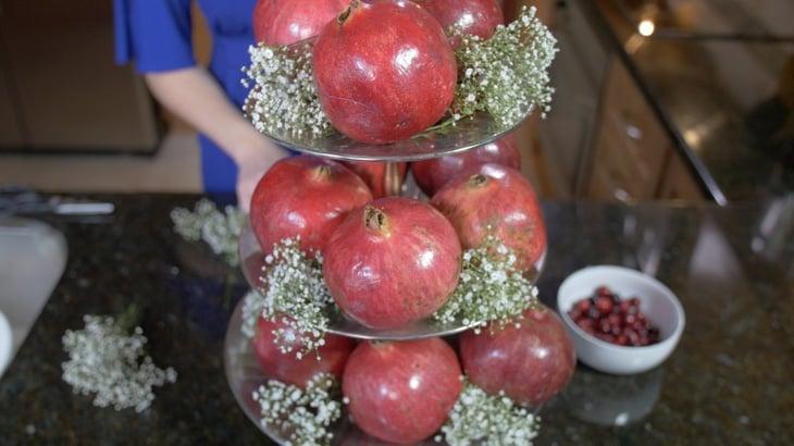 DIY Decorations Pomegranate
