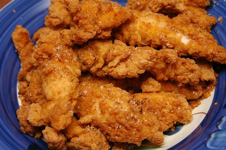 Fried chicken 25200172_0b083e7d6c_o