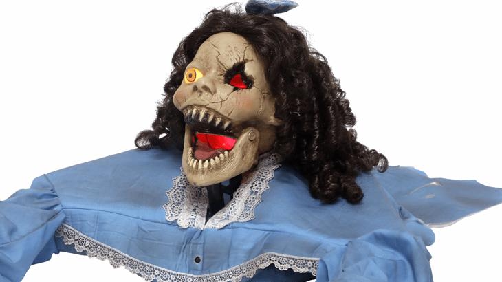 2-Foot Grave Grabber Doll